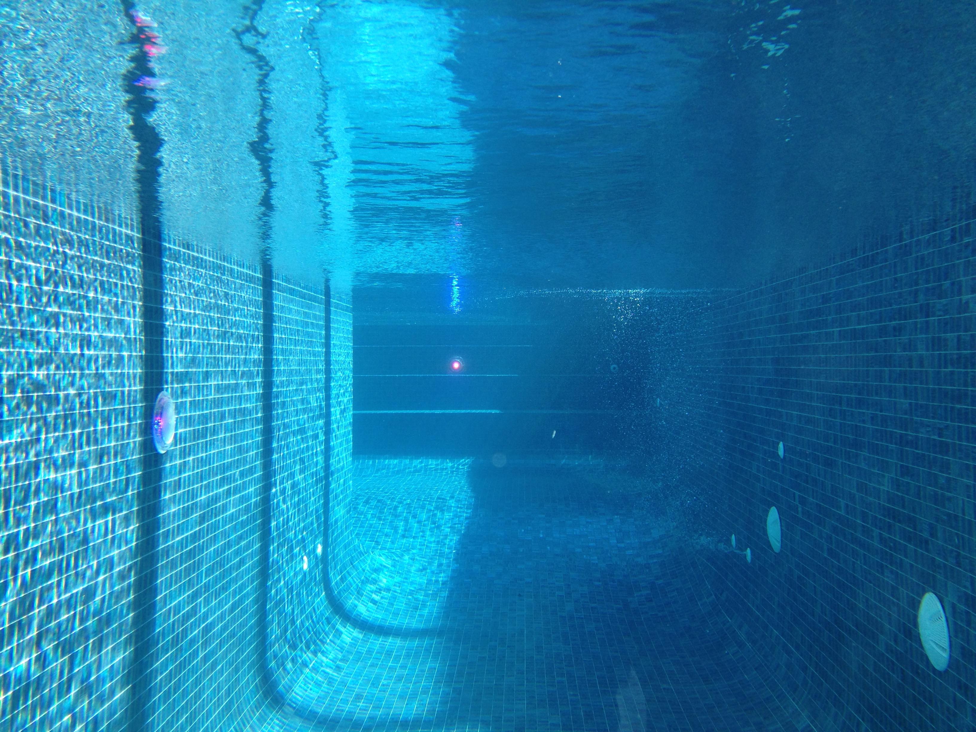 Underwater Image of a Swimfresh Pool